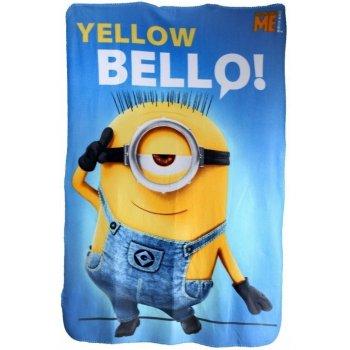 Fleecová deka Mimoň