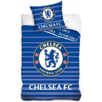 Bavlnené posteľné obliečky FC Chelsea