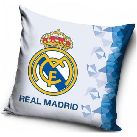 Povlak na vankúš FC Real Madrid - Blue Diamonds