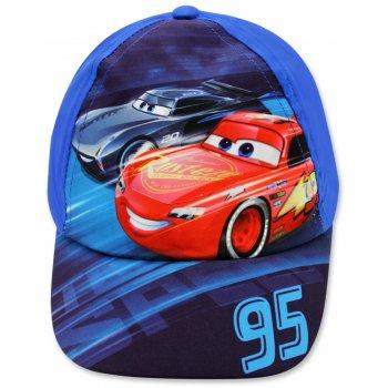 Šiltovka Autá - Blesk McQueen 95 - modrá