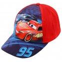 Šiltovka Autá - Blesk McQueen 95 - červená