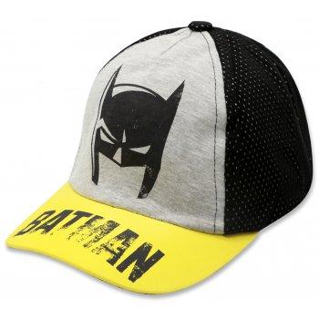 Šiltovka Batman - žltá