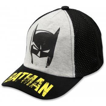 Detská šiltovka Batman - čierna