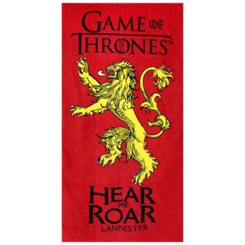 Plážová osuška Hra o tróny - Game of Thrones