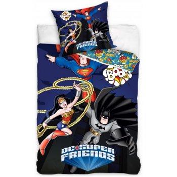 Detské posteľné obliečky DC Super Friends