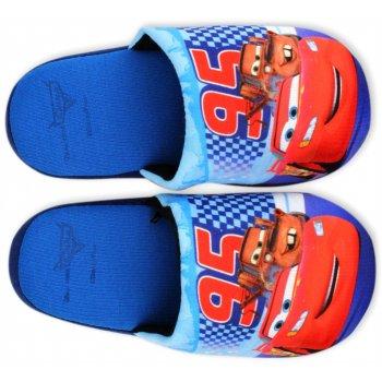 Chlapčenské papuče Autá - Blesk McQueen