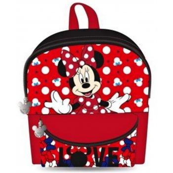 Detský batoh Minnie Mouse - červený