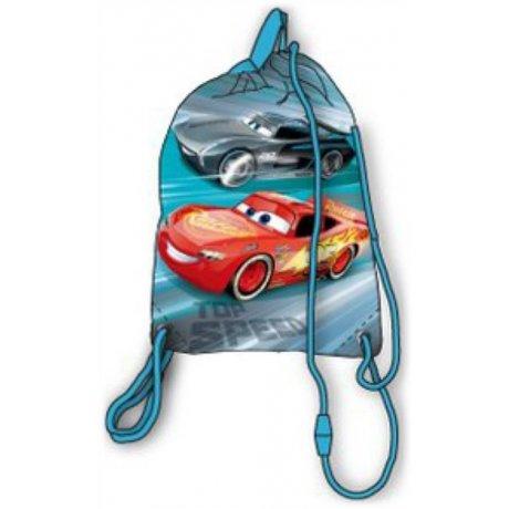 Vrecko na prezúvky Autá - Cars - Top speed