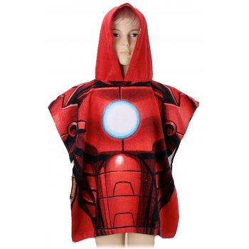 Pončo - osuška s kapucňou Avengers MARVEL