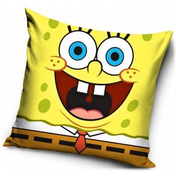 Povlak na vankúš vysmiaty Sponge Bob
