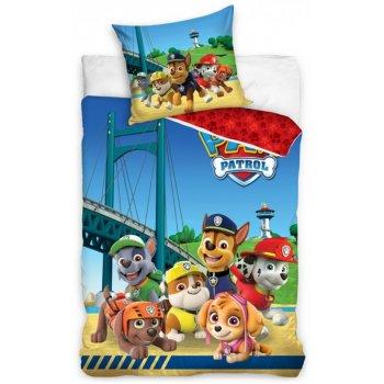Detské posteľné obliečky Tlapková patrola  - Paw Patrol