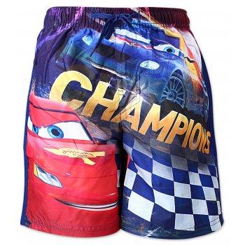 Chlapčenské kúpacie šortky Autá - Blesk McQueen