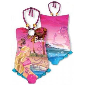 Dievčenské jednodielne plavky Barbie