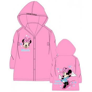 Detská pláštenka Minnie Mouse - Disney - ružová