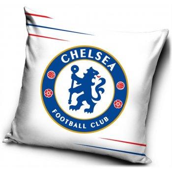 Povlak na vankúš Chelsea FC - Blue & Red lines