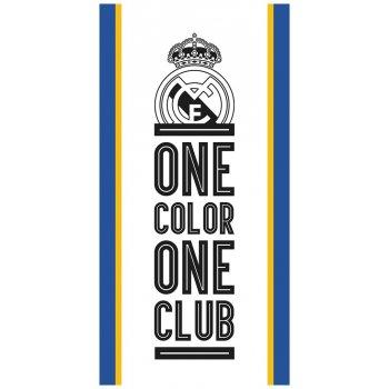 Futbalová osuška FC Real Madrid - One color one club