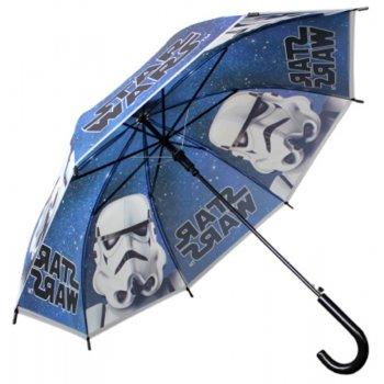 Detský dáždnik STAR WARS - Stormtrooper