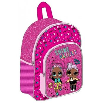 Dievčenský batoh s trblietkami L.O.L. Surprise - Shine bright