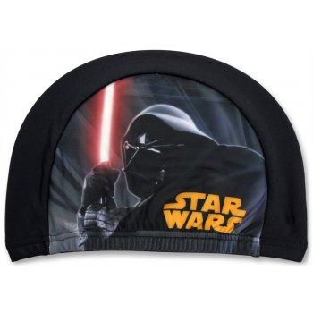 Detská kúpacia čiapka Star Wars - čierna