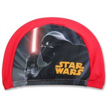 Detská kúpacia čiapka Star Wars - červená