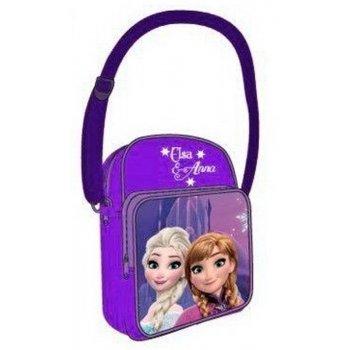 Taštička cez rameno Ľadové kráľovstvo - Anna a Elsa