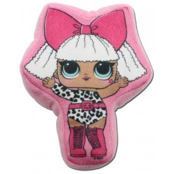Plyšový vankúšik bábika L.O.L. Surprise - Diva