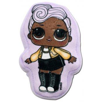 Plyšový vankúšik bábika L.O.L. Surprise - D.J.