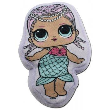 Plyšový vankúšik bábika L.O.L. Surprise - Splash Queen