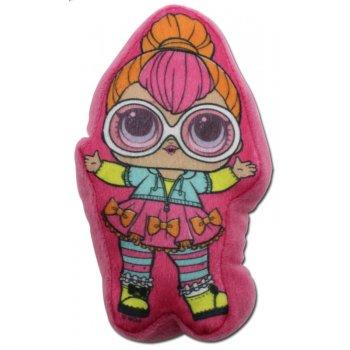 Plyšový vankúšik bábika L.O.L. Surprise - Neon Q.T.