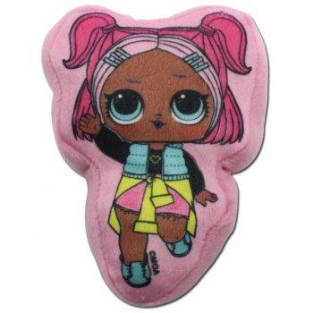 Plyšový vankúšik bábika L.O.L. Surprise - V.R.Q.T.