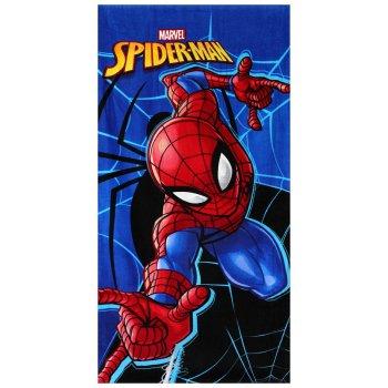 Bavlnená plážová osuška Spiderman - MARVEL