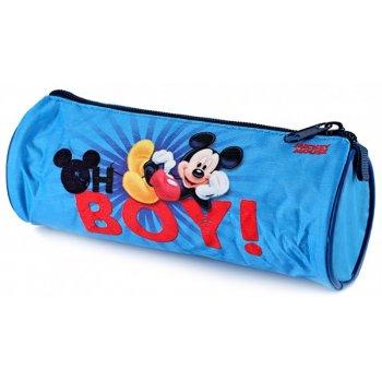Guľaté puzdro na perá Mickey Mouse - Disney