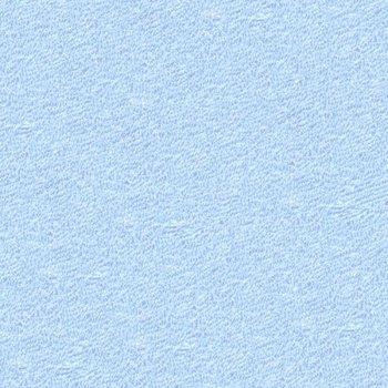 Froté plachta - 90 x 200 cm - svetlo modrá