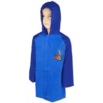 Chlapčenská pláštenka Požárník Sam - modrá