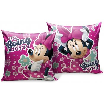 Obojstranný vankúš Minnie Mouse - Disney