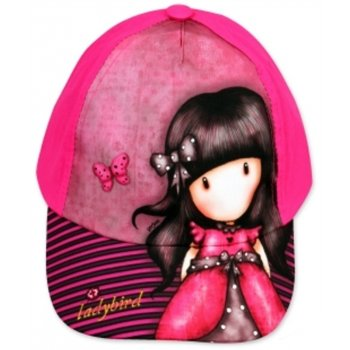 Dievčenská šiltovka Ladybird - Santoro London - Gorjuss