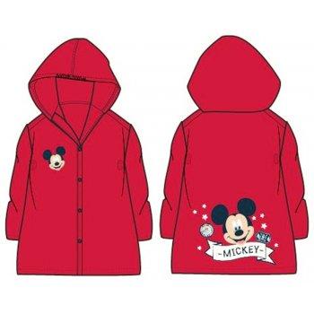 Detská pláštenka Mickey Mouse - Disney - červená