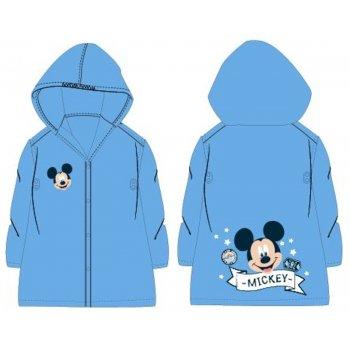 Detská pláštenka Mickey Mouse - Disney - modrá