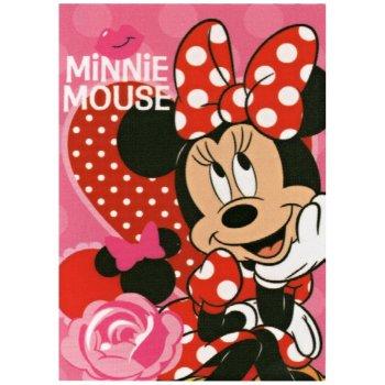 Detská flísová deka Minnie Mouse - Disney