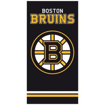 Hokejová bavlnená osuška NHL Boston Bruins