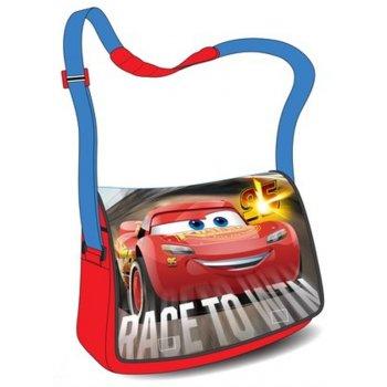 Veľká taška cez rameno Autá - Cars