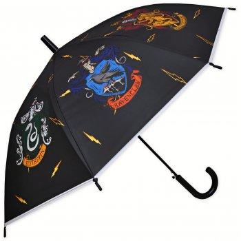 Dáždnik Harry Potter - erby koľají