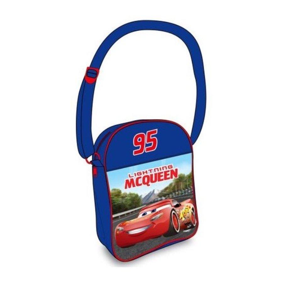 Taška cez rameno Auta - McQueen 95