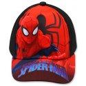 Šiltovka Spiderman - čierna
