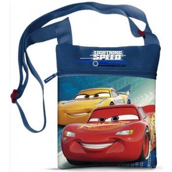 Chlapčenská kabelka cez rameno Autá - Cars