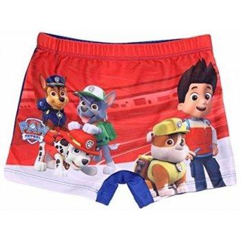 Chlapčenské plavky boxerky Paw Patrol - modré