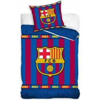 Bavlnené posteľné obliečky FC Barcelona - Superior