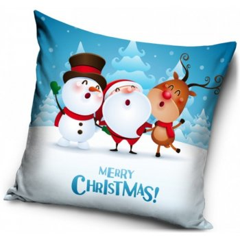 Povlak na vankúš Vianočná koleda
