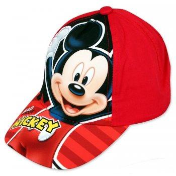 Šiltovka Mickey Mouse - Disney - červená