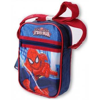 Kabelka cez rameno Spiderman s predným vreckom